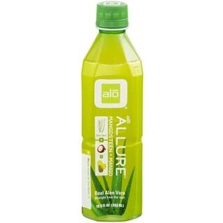 Alo - Alo Mangosteen Allure Drink ( 12 - 16.9 FZ)