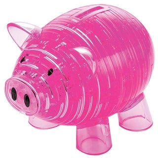 Piggy Bank 3D Crystal Puzzle