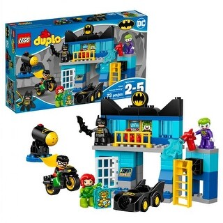 LEGO(R) DUPLO(R) Batcave Challenge (10842)