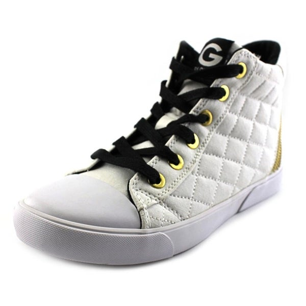 G By Guess Ceeci Women   Canvas White Fashion Sneakers