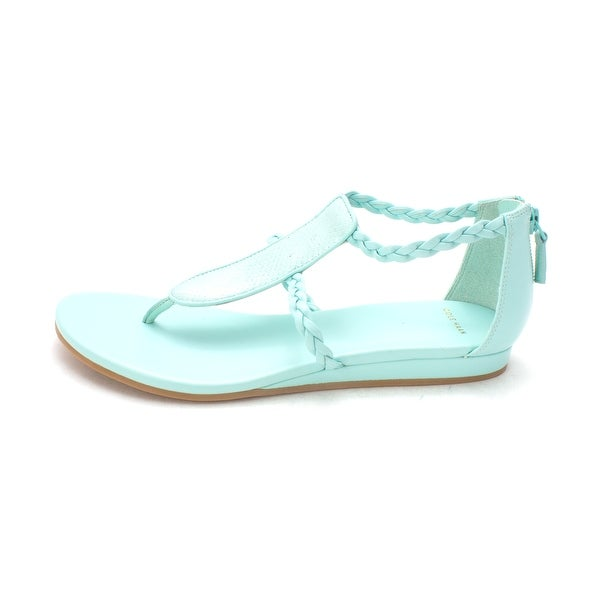 Cole Haan Womens Ch1797-1 Open Toe Casual Slide Sandals - 6