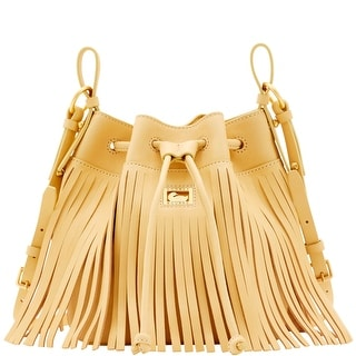 Dooney & Bourke Lulu Christa Drawstring (Introduced by Dooney & Bourke at $268 in Apr 2016) - Bone