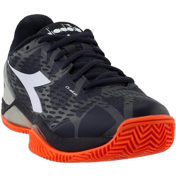 f8919c06a56d9 Shop Diadora Mens Speed Blushield 2 Clay Tennis Athletic Shoes ...