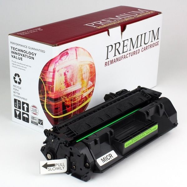 Re Premium Brand replacement for HP 80A CF280A MICR Toner