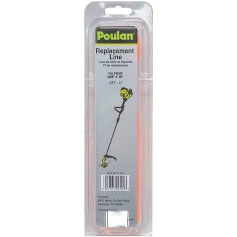 Poulan Pro 952711676 Replacement Trimmer Line