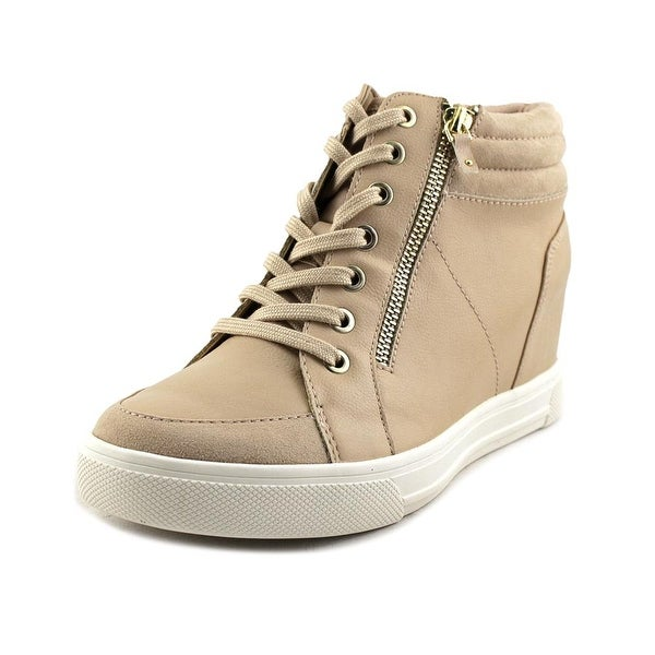 new product 28fe0 8064e Shop Aldo Ottani Women Synthetic Nude Fashion Sneakers ...