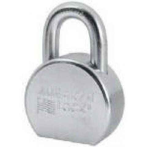 "American Lock A702 Round Keyed Alike Lock, 2-1/2"""