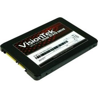"Visiontek Products 900982 Visiontek 2Tb 3D Mlc 7Mm 2.5"" Solid State Drive 550 Mb/S Read 425 Mb/S Write"