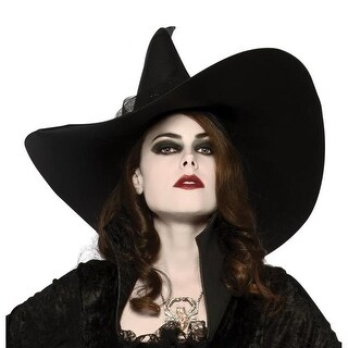 Morris Costumes RU34301 Witchs Adult Hat