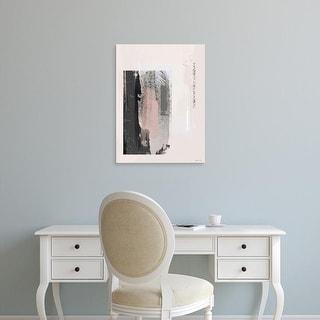 Easy Art Prints Green Lili's 'Way Out' Premium Canvas Art