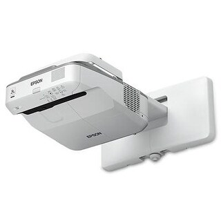 Epson Powerlite 675W 3200 Lumen Ultra-Short Throw 3Lcd Projector