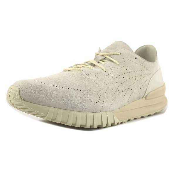Onitsuka Tiger by Asics Samsara Lo Men Round Toe Synthetic Ivory Sneakers