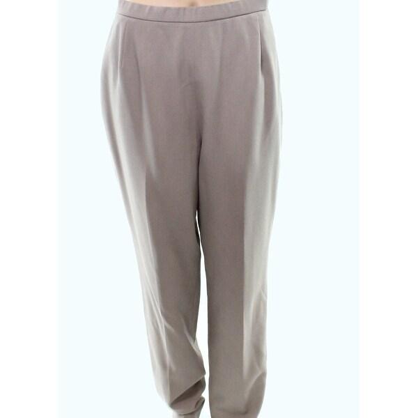 Classiques Entier Women's Dress Pants Wool Stretch