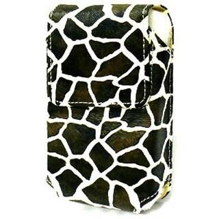 Cell Armor Vertical Pouch for HTC Evo (Giraffe Print)