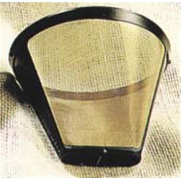Medelco 4 Cone Style Permanent Coffee Filter 8 To 12 Cup Capacity
