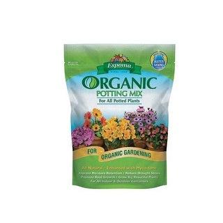 Espoma AP4 Organic Potting Mix, 4 Quart