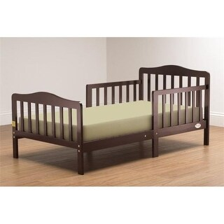 Orbelle 401FW 32 x 28 x 3.5 in. Toddler Baby Bed - French White