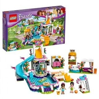LEGO(R) Friends Heartlake Summer Pool (41313)