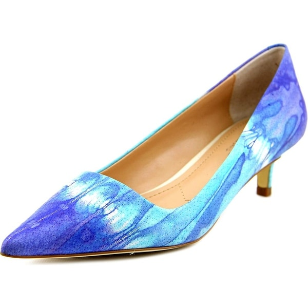 Charles By Charles David Drew Women Pointed Toe Leather Heels