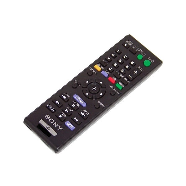 OEM Sony Remote Control Originally Shipped With: BDPS390, BDP-S390, BDPS490, BDP-S490, BDPS5100, BDP-S5100