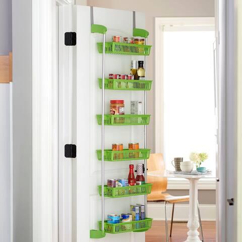Household Essentials 6-basket Over-the-Door Organizer