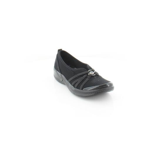 Bzees Niche Women's FLATS Black