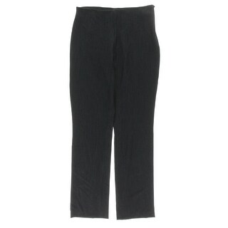 Sioni Womens Dress Pants Wear To Work No Pockets - 4