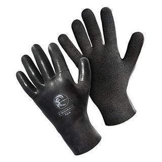 Oneill Mens 3MM Single Lined Original Wetsuit Glove, Black, Large
