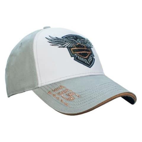 06e15f023 Buy Grey Harley-Davidson Men's Hats Online at Overstock   Our Best ...