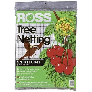 Ross 15624 Tree Netting, 14'X14'