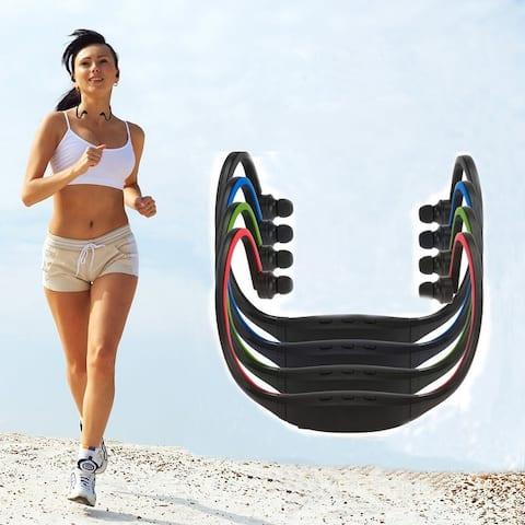 Universal Bluetooth Wireless Headset Stereo Headphone Earphone Handfree Sport