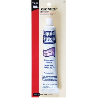 Liquid Stitch Fabric Mender-1.75oz