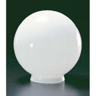 """Volume Lighting GS-32 6.25"""" Height White Glass Globe Shade"""