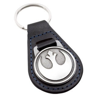Star Wars Rebel Alliance Insignia Key Ring - Silver