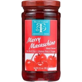Tillen Farms Cherries - Merry Maraschino - 14 oz - case of 6