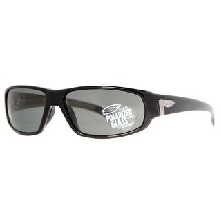 SMITH OPTICS Sport Percept Unisex Black Black Gray Sunglasses - 58mm-16mm-125mm