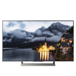 "Sony XBR-55X900E 55"" 4K Ultra HD LED Smart TV with Wi-Fi and Bluetooth (Black)"