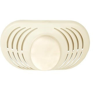 Craftmade TFV150SL 150 CFM Ventilation Fan / Light Combination from the Ventilation Collection - White