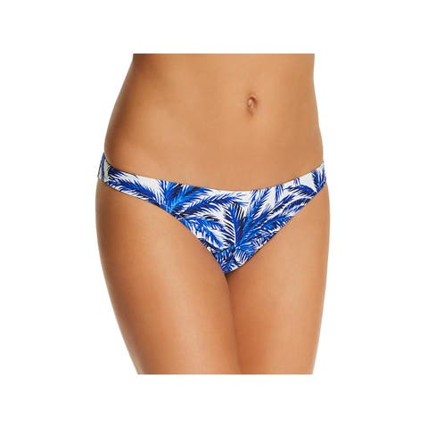 Milly Womens Hipster Printed Swim Bottom Separates