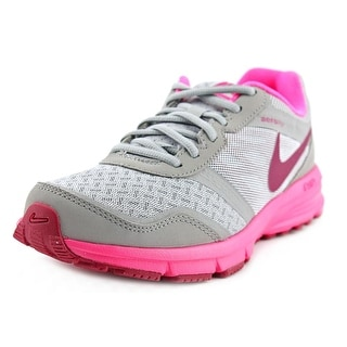 Nike Air Relentless 4 MSL Round Toe Synthetic Running Shoe