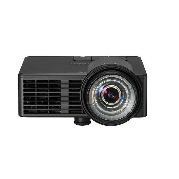 Ricoh Usa - 600Lm Led Wxga Short Throw Projector With 20,000 Hrs. Light Source Life