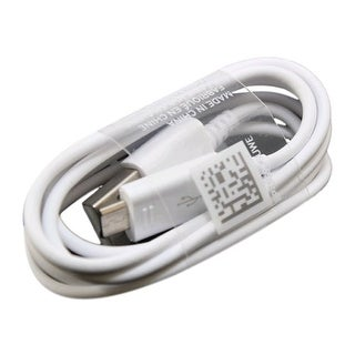 Samsung Micro USB Data Sync Charging Cable for Samsung Galaxy S6 - White