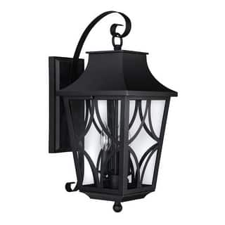 Park harbor outdoor lighting for less overstock park harbor phel1402 altimeter 10 wide 3 light outdoor wall sconce aloadofball Choice Image