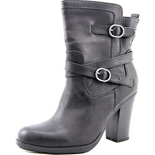 Style & Co Ameliya   Round Toe Synthetic  Ankle Boot