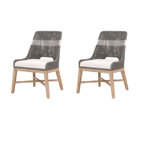 Tanya Rope Dining Chair (Set of 2)