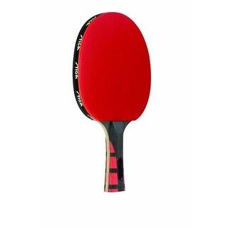 Stiga T1281 Evolution Table Tennis Premium Racket in Red