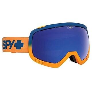 Spy Optic 312012105390 Platoon Snow Ski Goggles Blue Fade Bronze Blue Spectra - blue fade