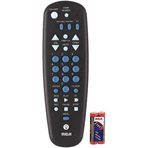 Rca Rcu300Tr 3-Device Universal Remote