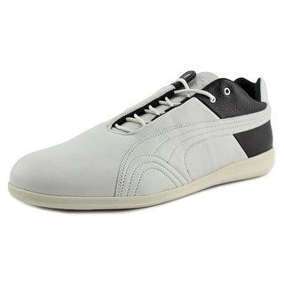 Puma Future Cat SF Premium 10 Men  Round Toe Leather White Sneakers