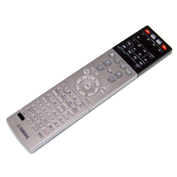 OEM Yamaha Remote Control Originally Shipped With: RX-S600, RXS600